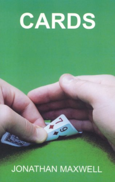 Cards poker book by Jonathan Maxwell